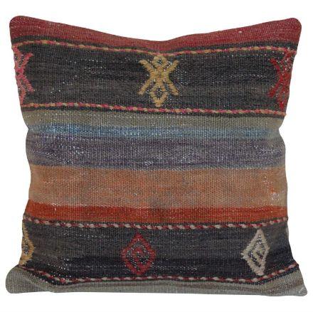 Aegean-Vintage-Kilim-Rug-Pillowcase 1