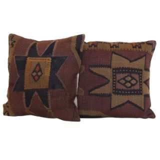 antique-anatolian-kilim-rug-pillows-a-pair 1