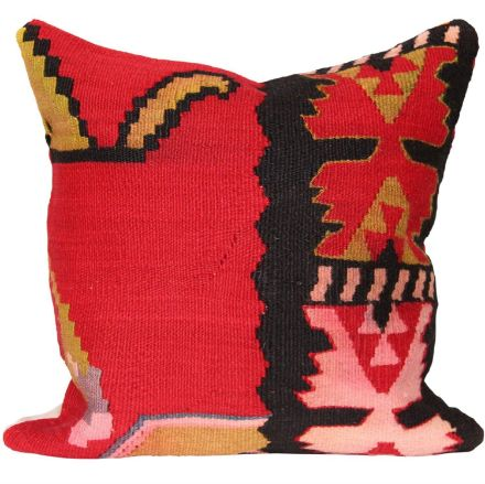 Bohemian-Moroccan-Wool-Throw-Pillow 1