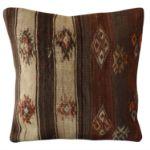Bohemian-Pastel-Brown-Kilim-Pillow 1