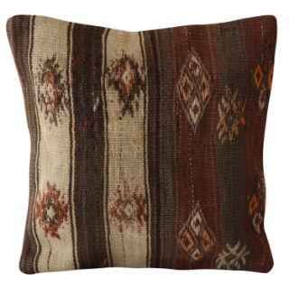Bohemian-Pastel-Brown-Kilim-Pillow 1