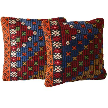 Moroccan-Beni-Ourain-Pillow A Pair 1