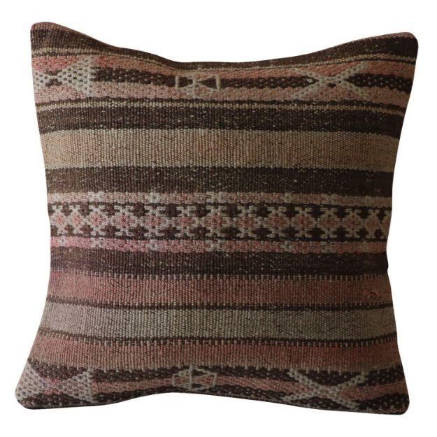 Persian-Oriental-Throw-Kilim-Pillow 1