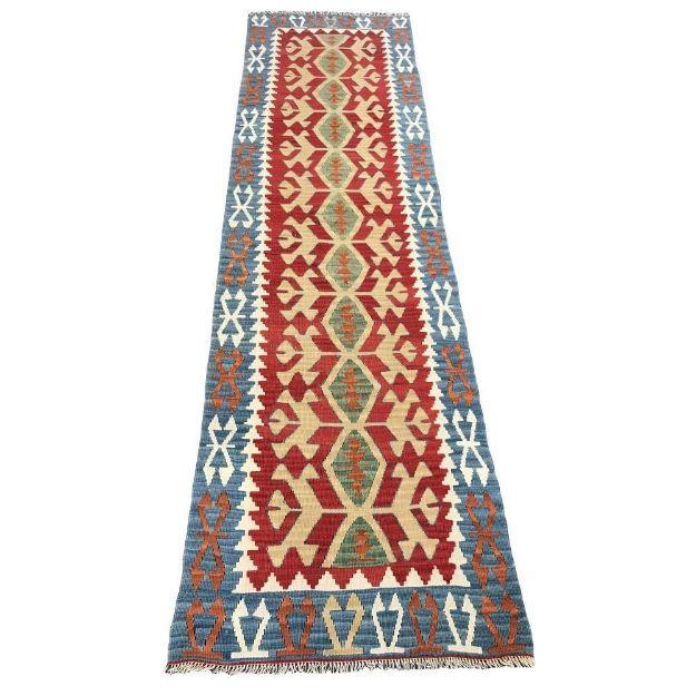Handmade-Flat-Weave-Kilim-Runner