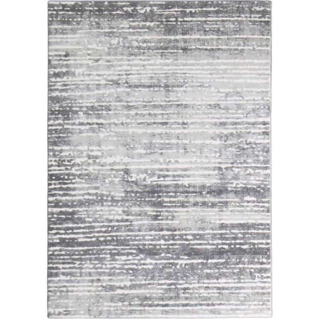 3D-Textured-Gray-Abstract-Striped-Rug
