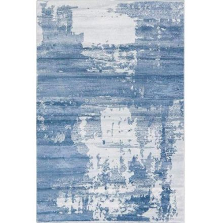 Picture of Abstract Area Rug Blue