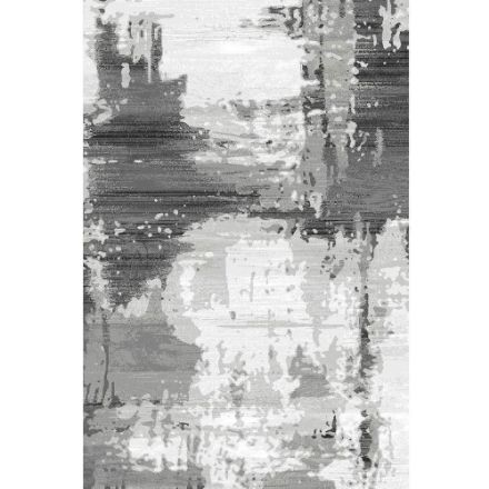 Picture of Abstract Area Rug Gray