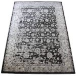 Picture of Distressed Vintage Gray Rug