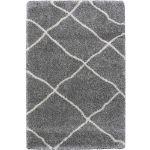 Shag-Rug-Moroccan-Style-Gray