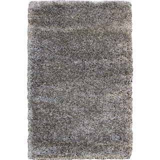 Picture of Shag Rug Solid Gray