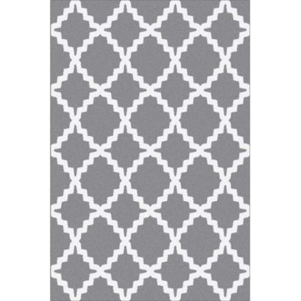 Picture of Trellis Gray Rug